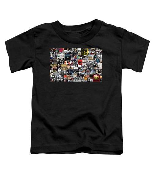 The Doors Collage Toddler T-Shirt
