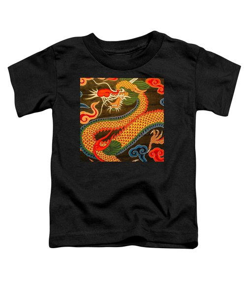 The Dragon Toddler T-Shirt