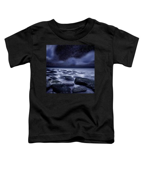 The Edge Of Forever Toddler T-Shirt