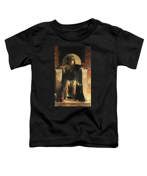 The Empress Theodora Toddler T-Shirt