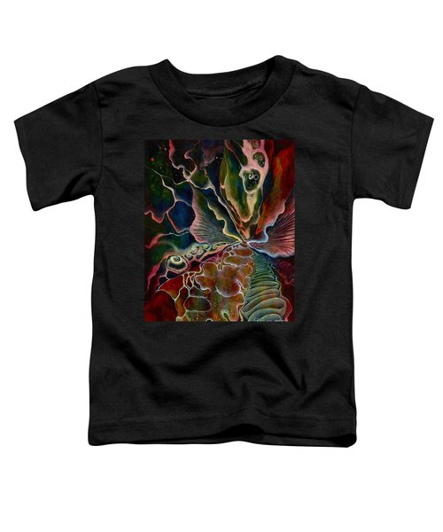 The First Sound Toddler T-Shirt