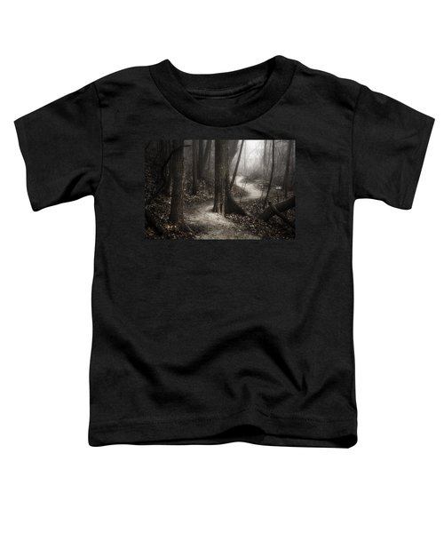 The Foggy Path Toddler T-Shirt