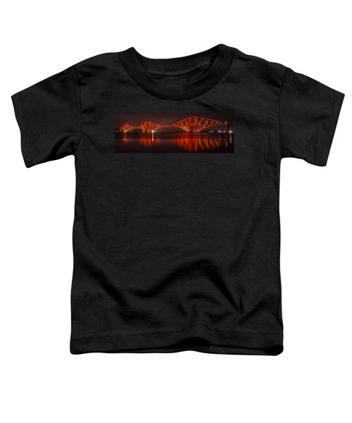 Reflections In Red Toddler T-Shirt