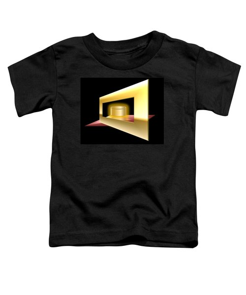 The Golden Can Toddler T-Shirt