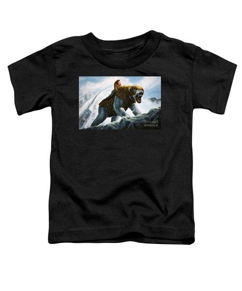 The Golden Compass  Toddler T-Shirt