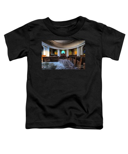The Grand Geometrician Of The Universe Toddler T-Shirt