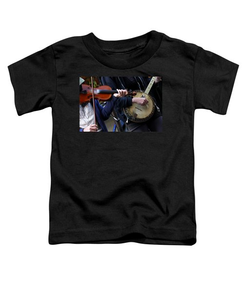 The Hands Of Jazz Toddler T-Shirt