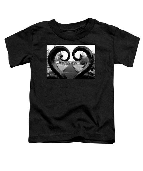 The Heart Of Dublin Toddler T-Shirt