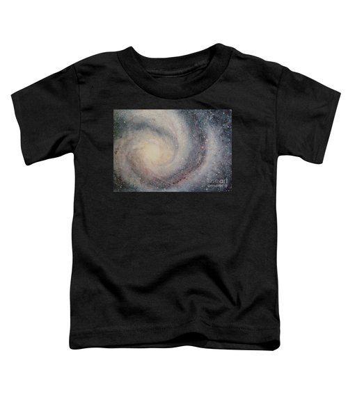 The Heavens Declare Your Glory Toddler T-Shirt