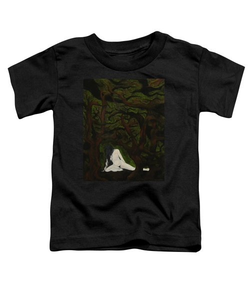 The Hunter Is Gone Toddler T-Shirt