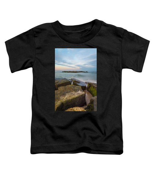 The Island Toddler T-Shirt