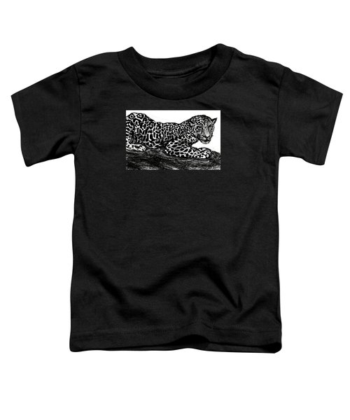 The Jaguar  Toddler T-Shirt