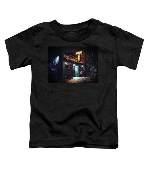 The Jazz Estate Nightclub Toddler T-Shirt