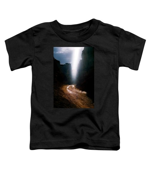 The Land Of Light Toddler T-Shirt
