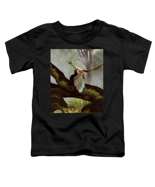The Last Dinosaur Toddler T-Shirt