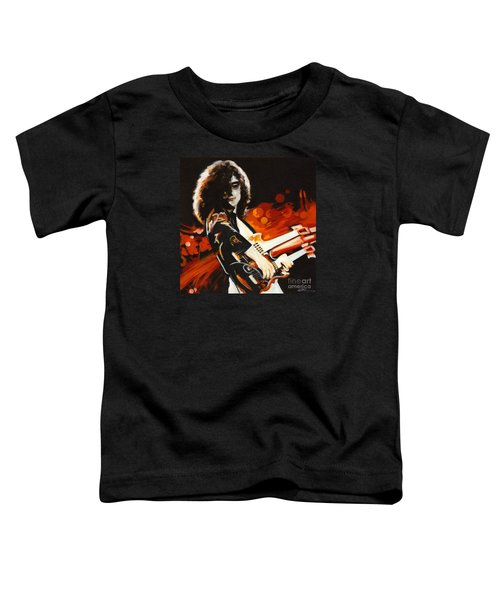 Stairway To Heaven. Jimmy Page  Toddler T-Shirt