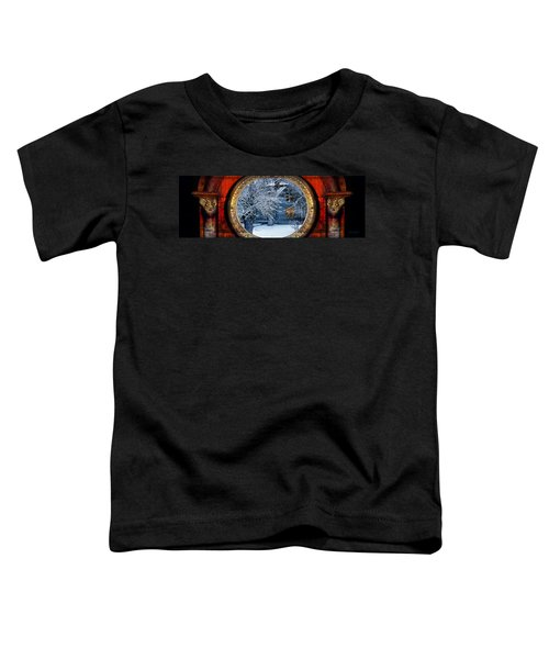 The Light In The Window Toddler T-Shirt