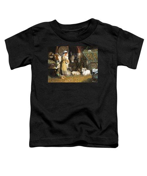 The Little Drummer Boy Toddler T-Shirt