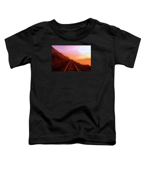 The Long Walk To No Where  Toddler T-Shirt