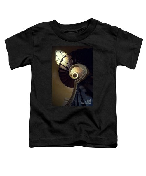 Toddler T-Shirt featuring the photograph The Lost Tower by Jaroslaw Blaminsky