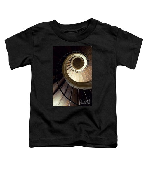 Toddler T-Shirt featuring the photograph The Lost Wooden Tower by Jaroslaw Blaminsky