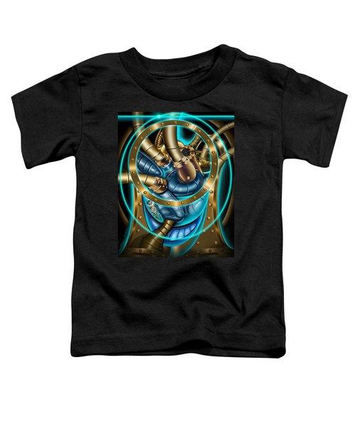 The Mechanical Heart Toddler T-Shirt