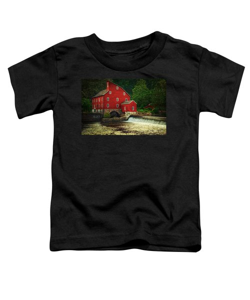 The Old Red Mill Toddler T-Shirt