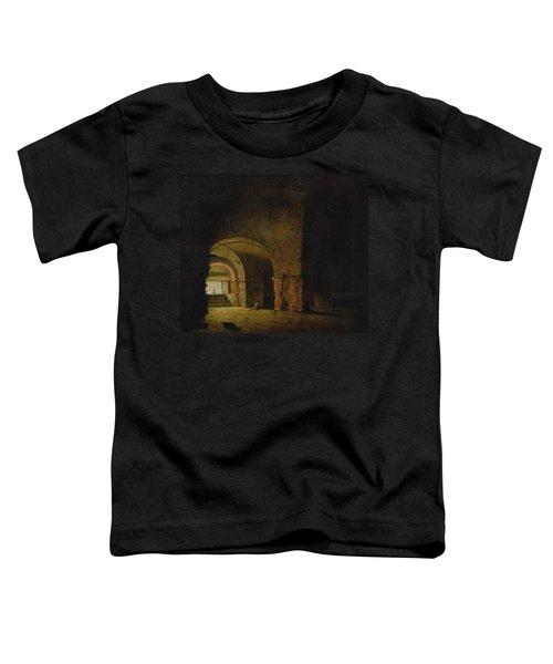 The Prisoner, C.1787-90 Oil On Canvas Toddler T-Shirt