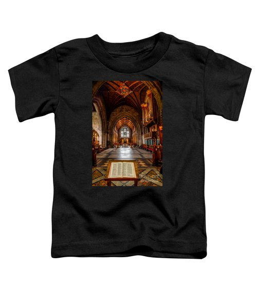 The Reading Room Toddler T-Shirt