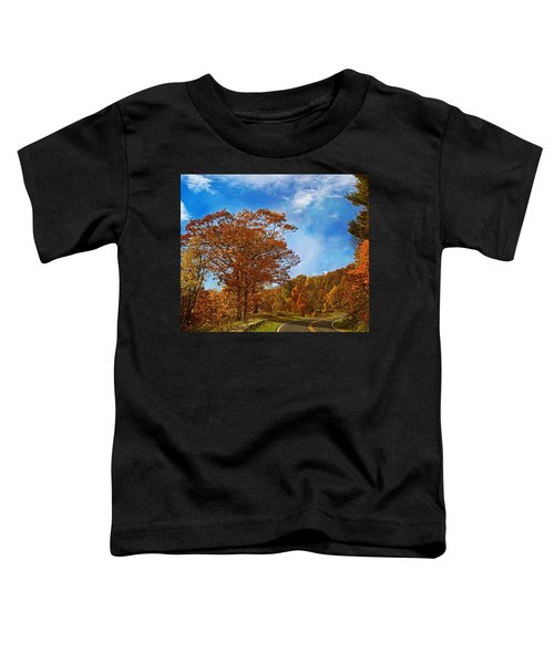 The Road To Autumn Toddler T-Shirt