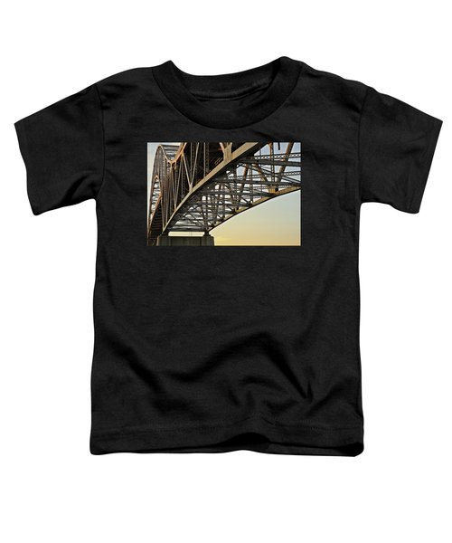 The Sagamore Bridge Toddler T-Shirt