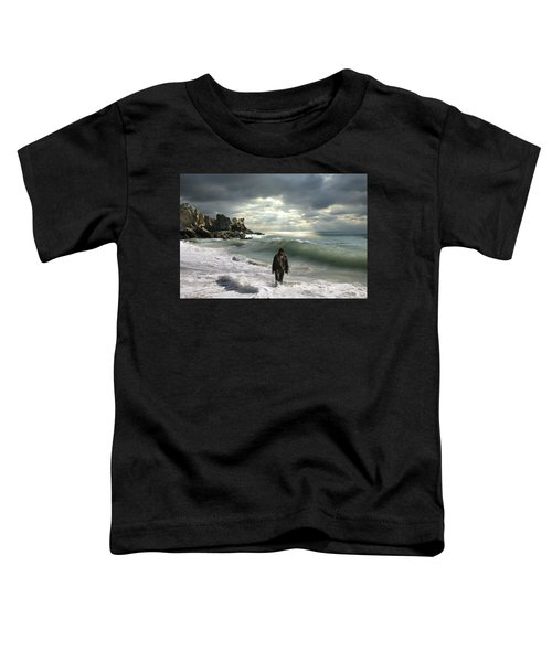 The Son Is The Radiance Of God's Glory Toddler T-Shirt