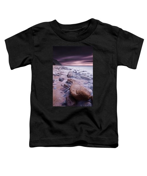 The Stone Land Toddler T-Shirt