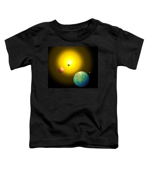 The Sun Toddler T-Shirt