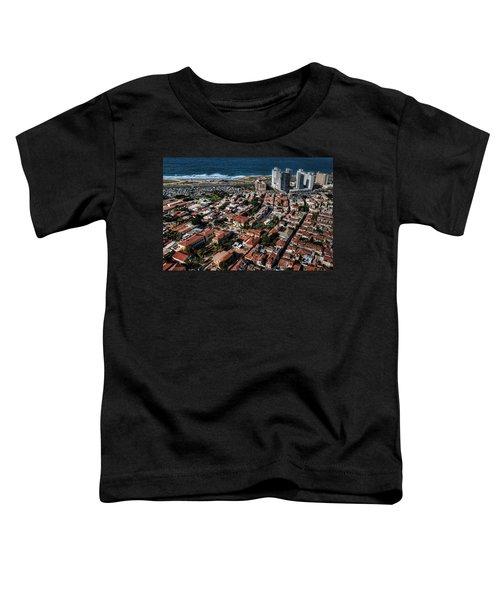 the Tel Aviv charm Toddler T-Shirt