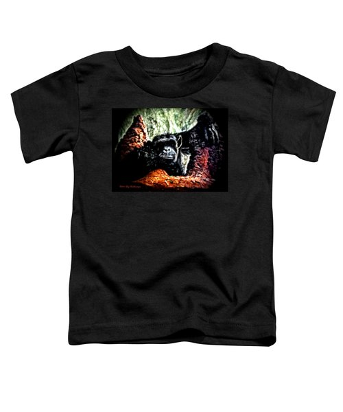 The Thinker Toddler T-Shirt