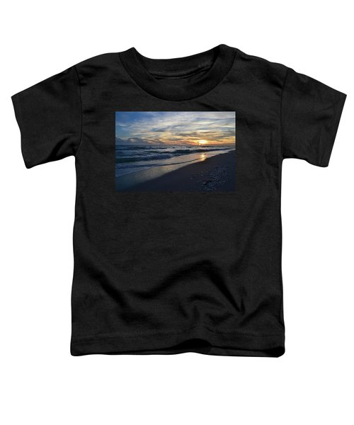 The Touch Of The Sea Toddler T-Shirt