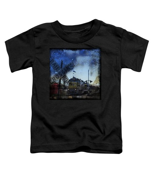 The Train Toddler T-Shirt