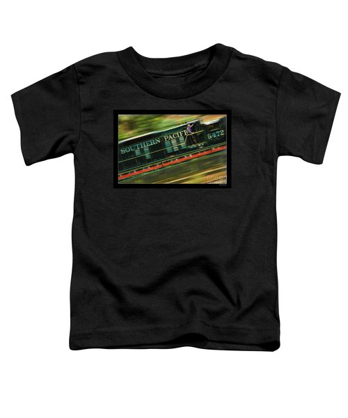 The Train Ride Toddler T-Shirt