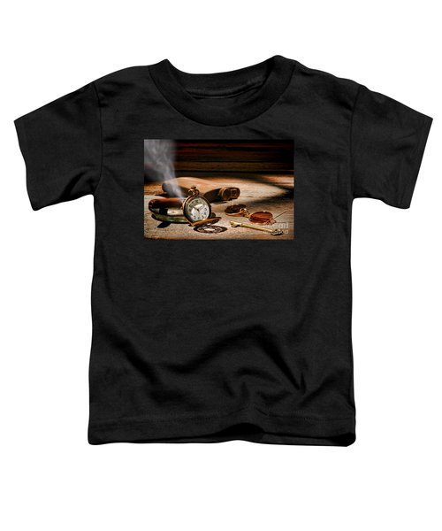 The Traveler Toddler T-Shirt