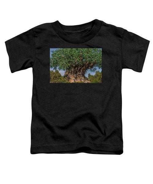 The Tree Of Life Close Up Toddler T-Shirt