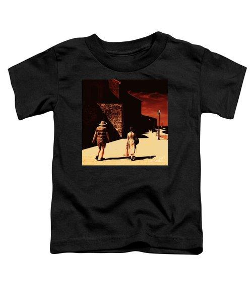 The Walk Toddler T-Shirt