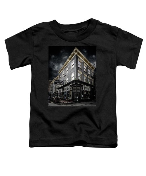 The White Horse Tavern Toddler T-Shirt