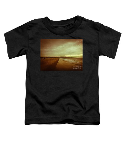 The Winter Pacific Toddler T-Shirt