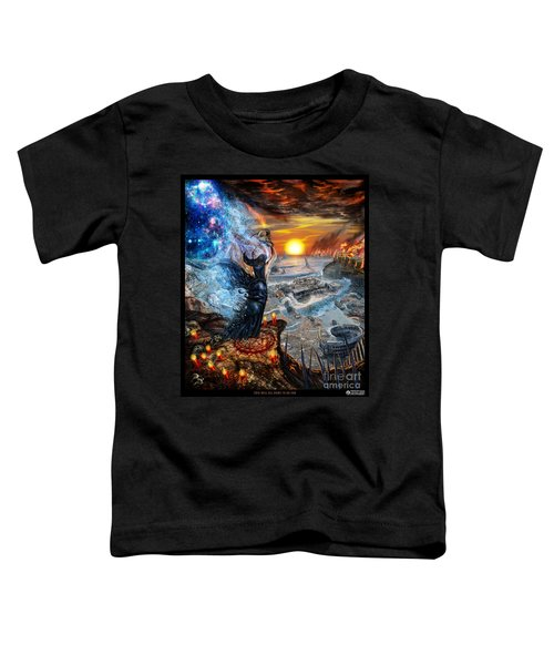 This Will All Come To An End Toddler T-Shirt
