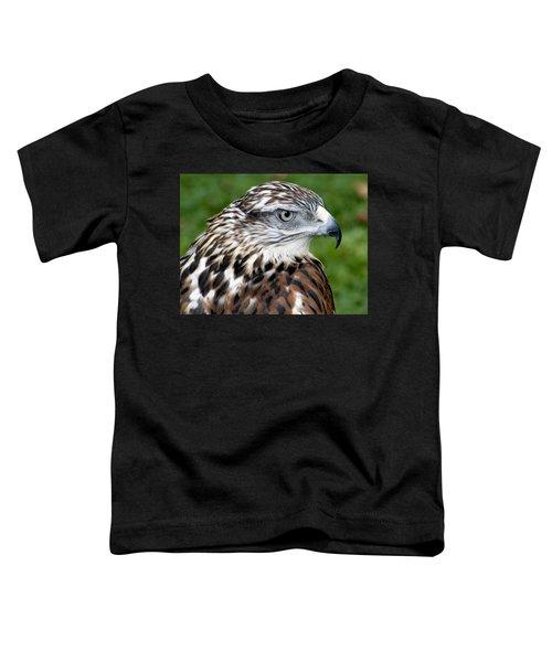 The Threat Of A Predator Hawk Toddler T-Shirt