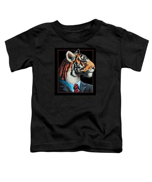 Tigerman Toddler T-Shirt