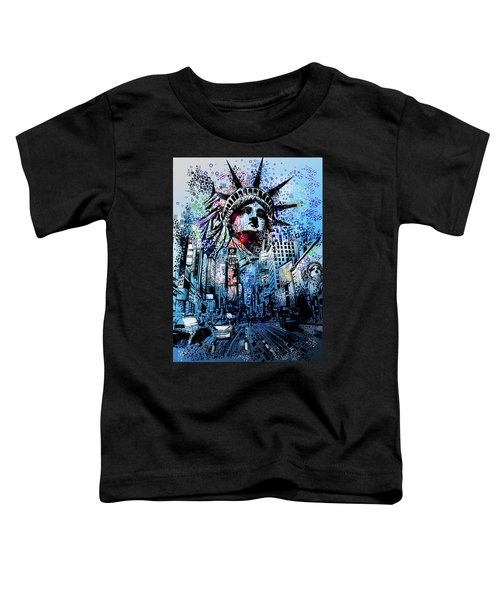 Times Square 2 Toddler T-Shirt