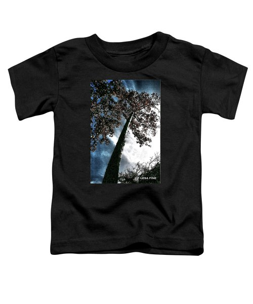Tippy Top Tree II Art Toddler T-Shirt