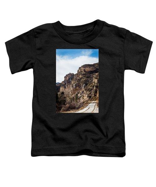 Tongue River Canyon Toddler T-Shirt